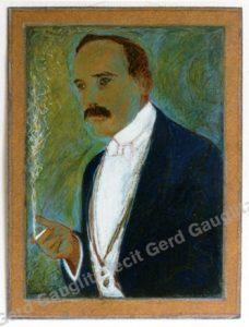 Harry Graf Kessler -- ein imaginiertes Portrait